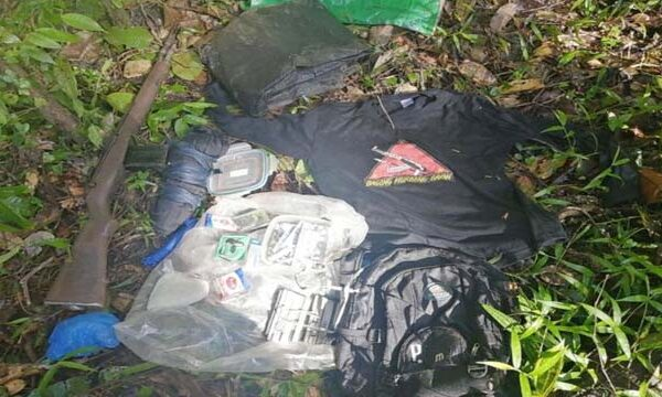 Soldiers-Terrorists Clash Anew in Surigao del Norte