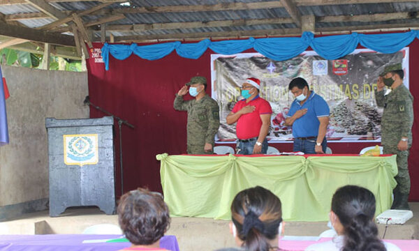 ARMY gives early Christmas Gifts to Conflict Affected Area