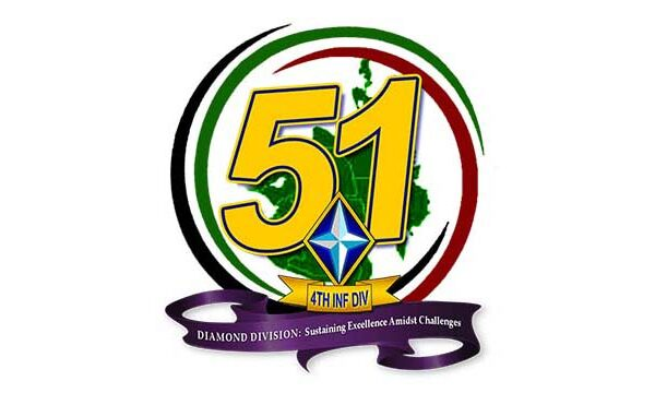 The 4ID's 51st Anniversary Theme and Logo