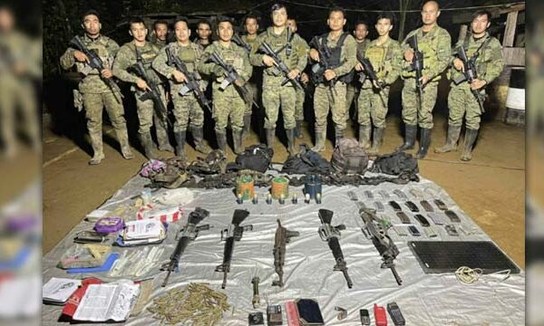 Special Forces foils NPA attack in Bukidnon