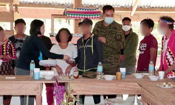 AgNor leaders, 23IB meet former rebels, supporters