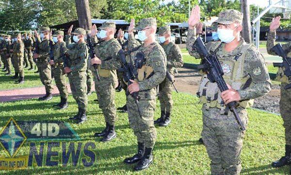 23IB celebrates 124th Philippine Army Founding Anniversary