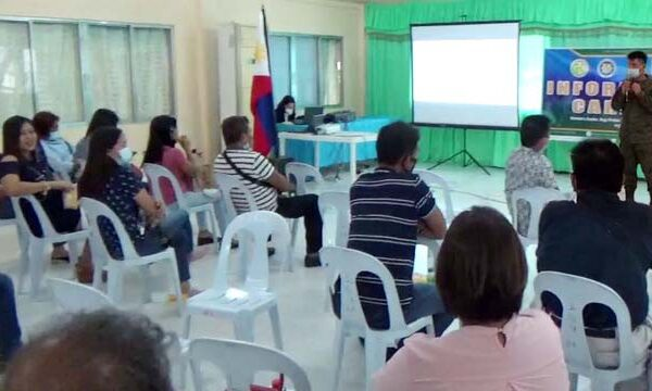 Gov't is on the Move to Enlighten Surigaonons