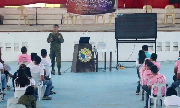 MisOr Teachers Learn About the Deceptive Machinations of CPP-NPA-NDF