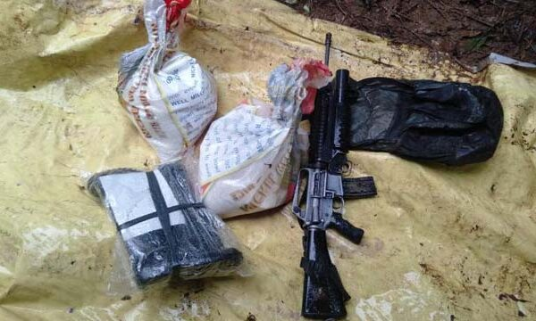 NPA commander died, another captured and High-powered Firearms seized in SurNor Clash