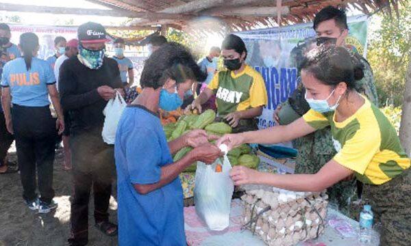 23IB Supports BARANGAYanihan Activity in Agusan Norte Town