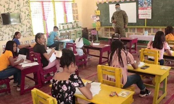 23IB Joins Ongoing Community Outreach Programs in Agusan Sur