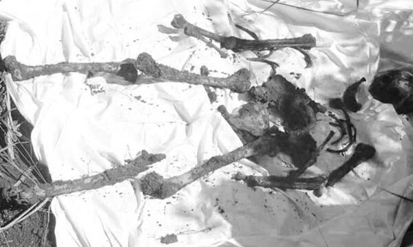 Skeletal Remains Found in MisOr Proves Inhumane Acts of the NPA