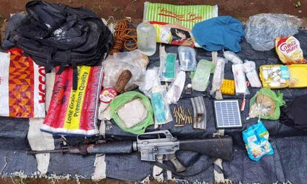 NPA Killed; High-Powered Firearm Recovered in MisOr Clash