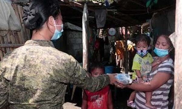 23IB Supports Unilever, PNP in Hygiene Kit Distribution Activity