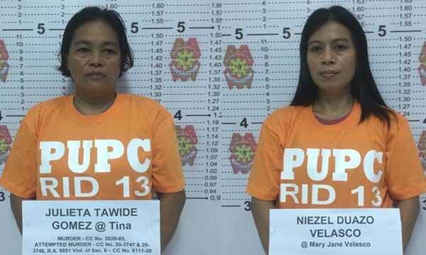 2 Top Ranking Caraga CPP-NPA Leaders Captured in Joint AFP-PNP Law Enforcement Operations in Quezon City