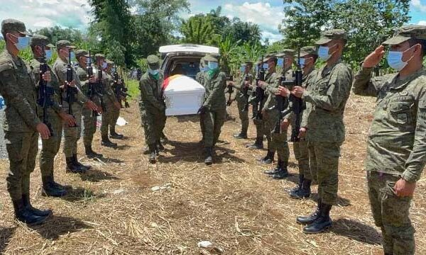 Army Gives Hero's Burial to Victim of C-130 Crash in Malaybalay City