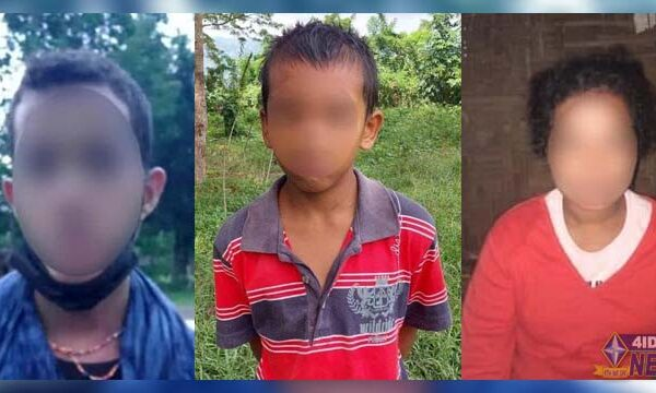 CPP-NPA-NDF violates Children's Rights; Deceives 3 IP Child-Soldiers who were captured in Bukidnon Clash
