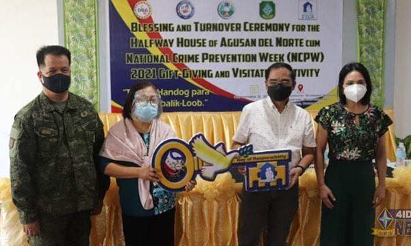 AgNor Halfway House, Livelihood Center To Prepare FRs for Reintegration – Army