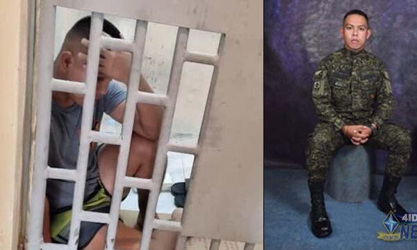 Criminal posing as an Army Officer nabbed during an entrapment operation